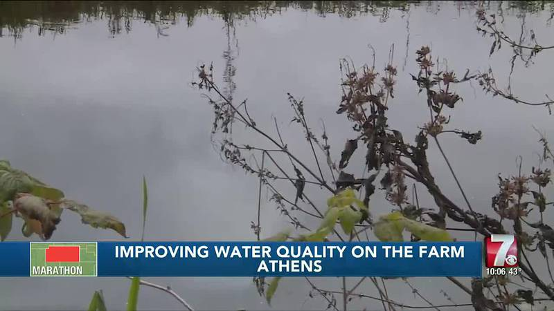 Improving Water Quality on the Farm 10/22/2021