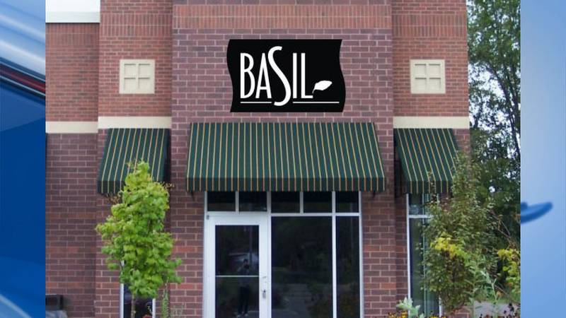 Exteriors of Basil in Weston