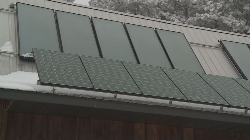 Each year solar energy is becoming easier and cheaper to install and with many people scraping...