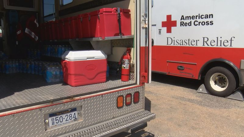 (File Photo) Red Cross Disaster Response