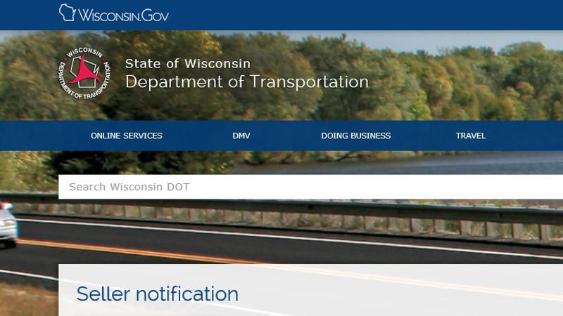 Courtesy: Wisconsin DMV
