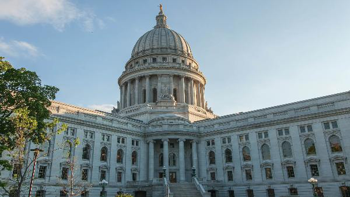 Madison Wisconsin - Capitol Building
