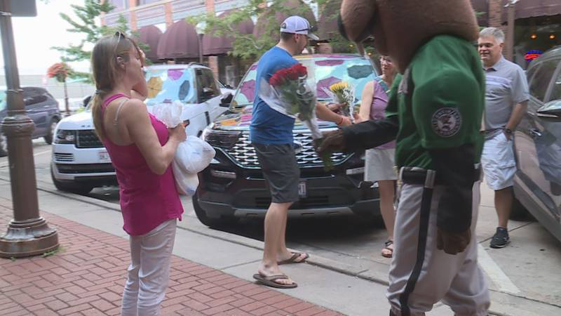 'Do Good Wisconsin' came to Wausau Friday morning.
