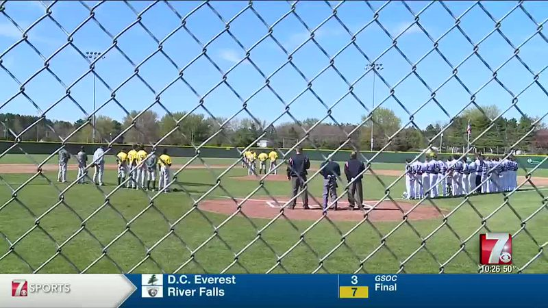 D.C. Everest and Wausau East Baseball