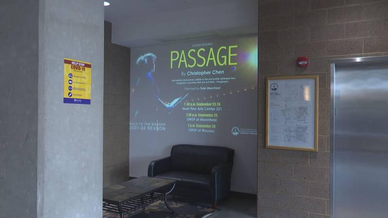 Staged reading of Passage kicks off new season