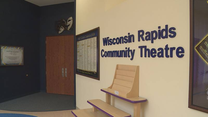 The show must go on, the Wisconsin Rapids Community Theater (WRCT) is having their first live...