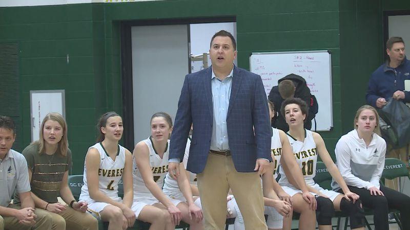 Matt Bullis steps down as DCE head girls basketball coach.