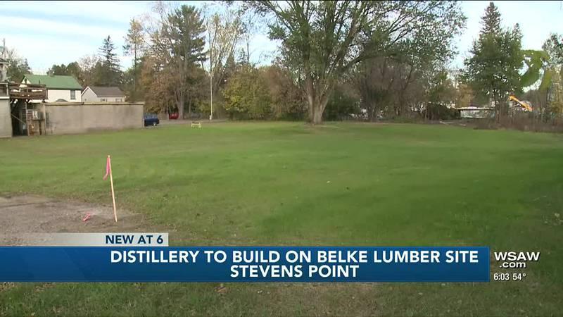 Distillery set to be built at former Belke Lumber site in Stevens Point