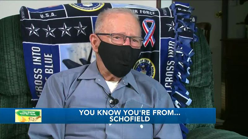 You Know You're From Schofield...Donald Kurth
