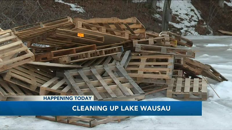 Cleaning up Lake Wausau