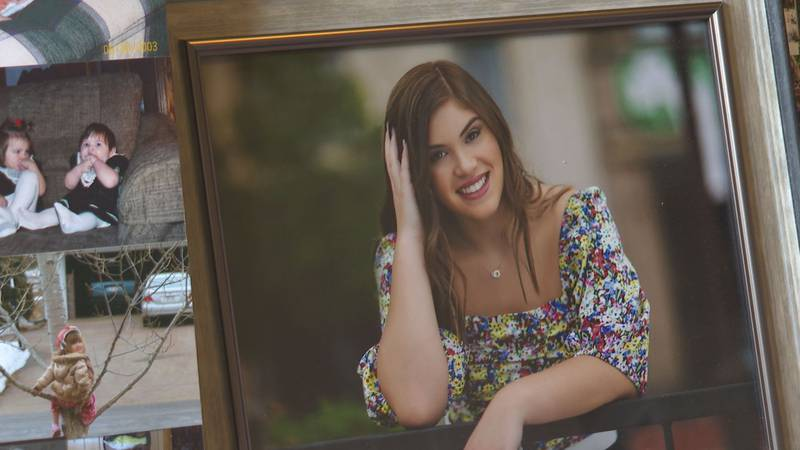 Kaytlyn Thomas, Mosinee crash victim