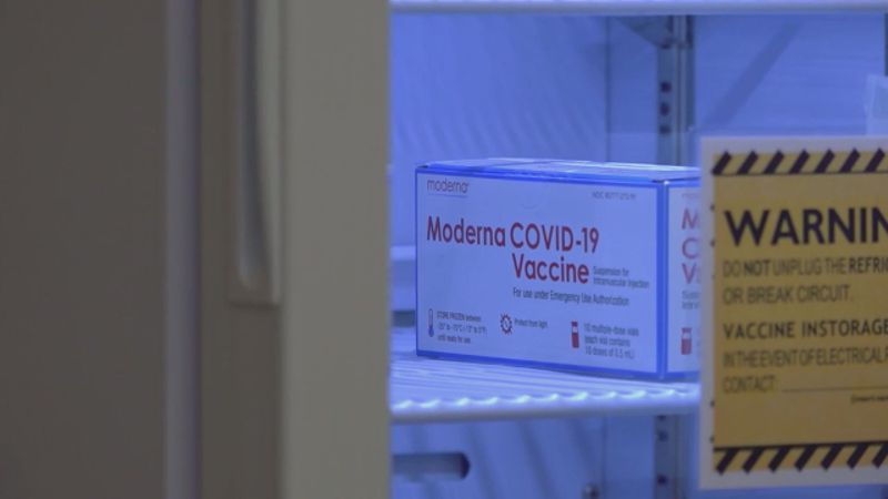 We're learning more about how Wisconsin is doing with getting COVID-19 shots into people's arms.