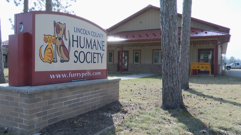 The Lincoln County Humane Society in Merrill