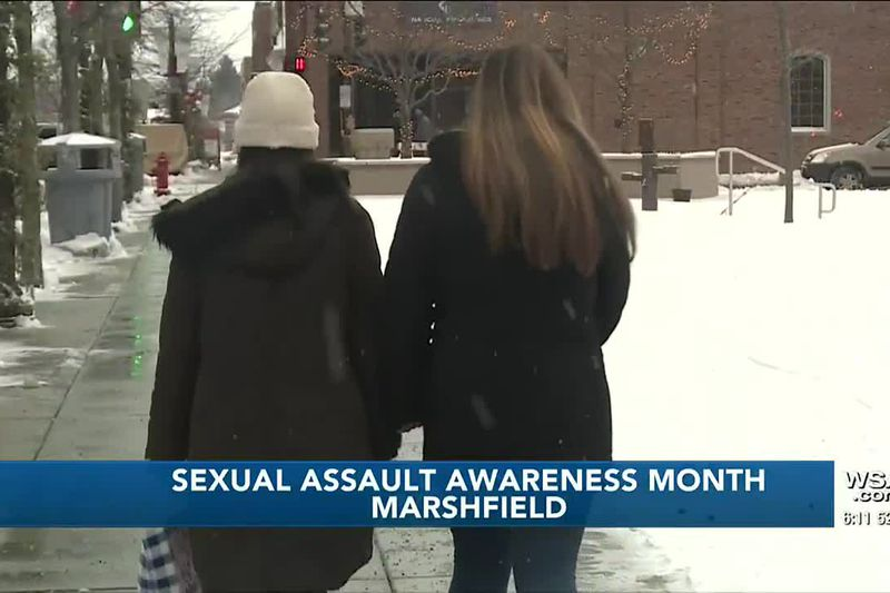 Victims of sexual assault encouraged to report instances, seek help