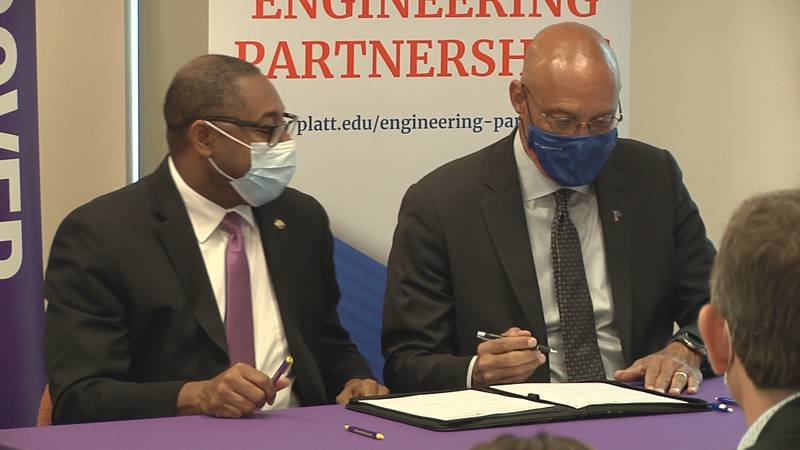 Students can now earn their associates degree in pre-engineering at UW Stevens Point