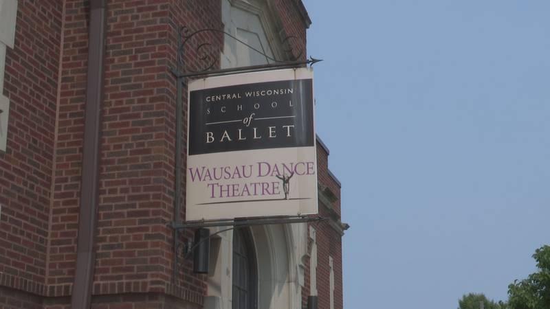 Ballet school hosts camp for students