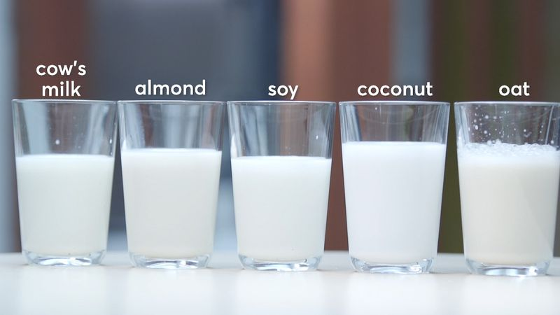 Consumer Reports tested several non-dairy milk products to see if they were healthier than...
