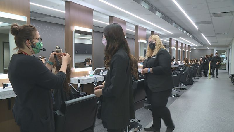 A Weston salon realized the Black community and those with curly or textured hair in the area...