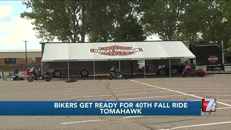 Tomahawk Fall Ride roars back into northwoods for 40th year