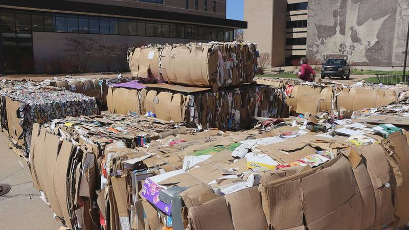 This year the university celebrates 40 years of recycling with Recycling Connections, a...