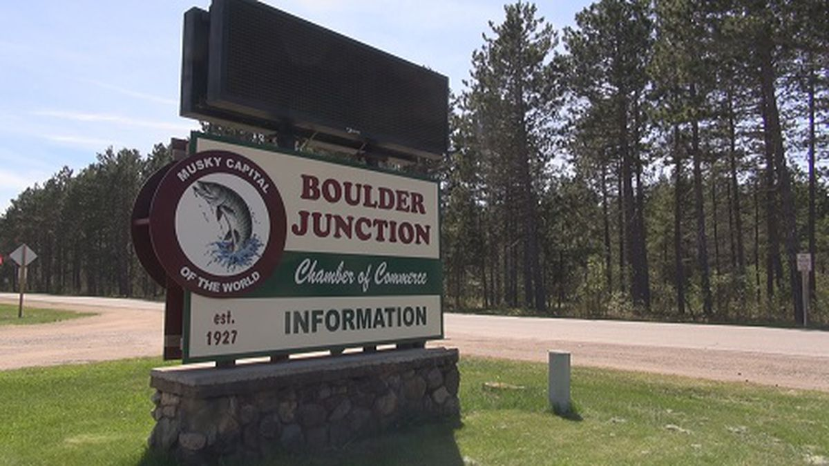 Boulder Junction is one of 5 Northwoods communities given National Recreation Trail status.