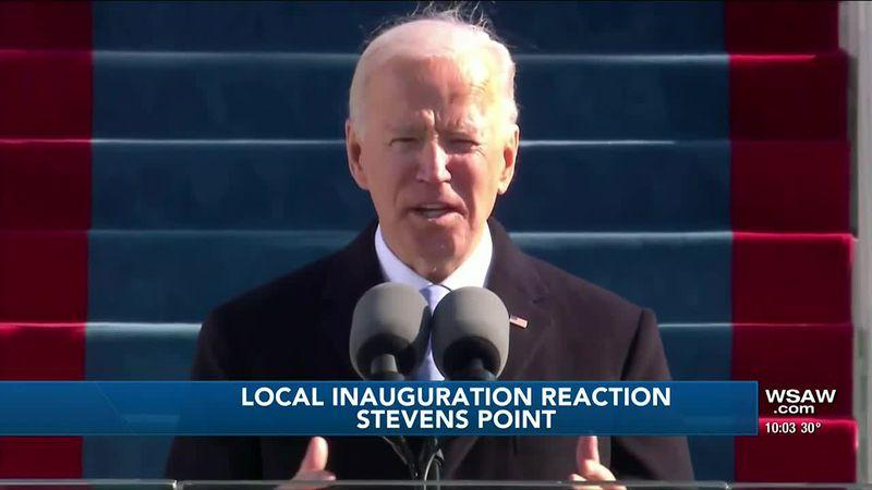 Local Inauguration reaction