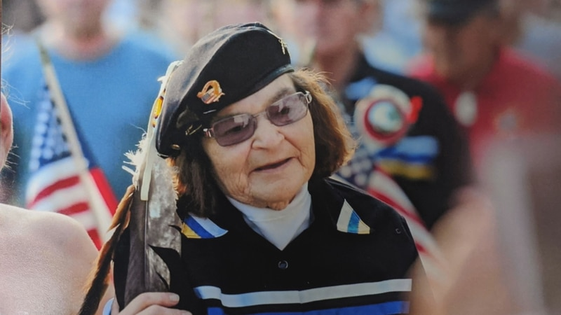 An Air Force veteran, Metoxen served in many prominent roles for the Oneida Nation