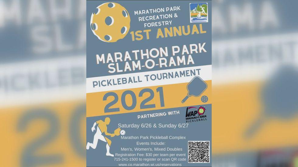 Wausau will host a Pickleball tournament June 26-27.