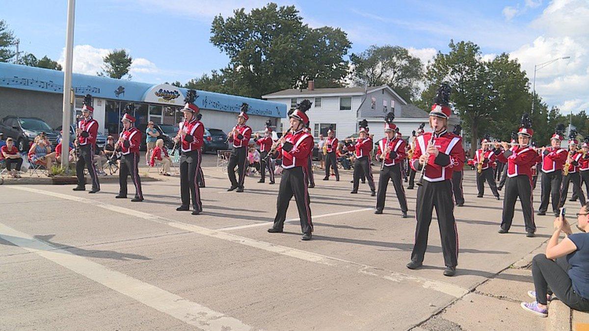 Wausau Labor Day parade (FILE)