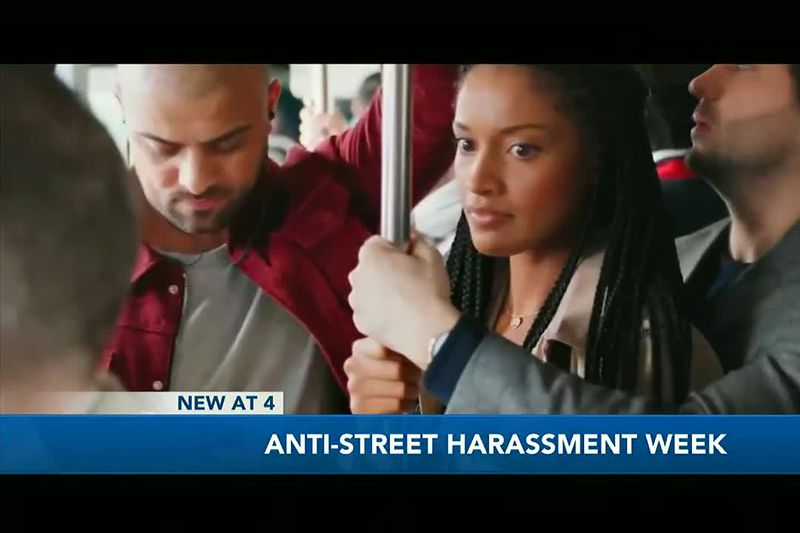 Standing up to street harassment by training bystanders