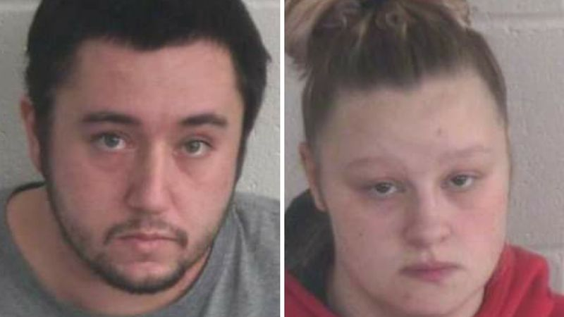 Both suspects face a number of drug related charges