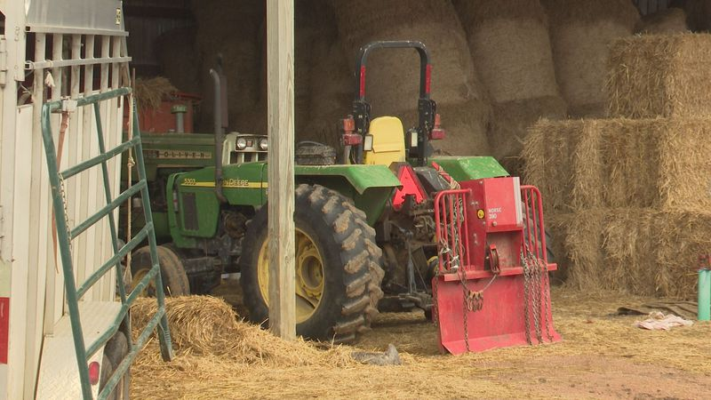 tractors pose most danger to kids on farms