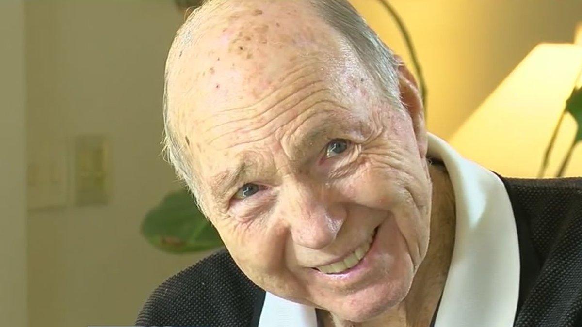 Bart Starr in 2017 (WBAY file photo)