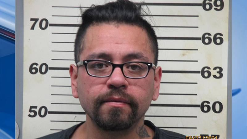 Justin Salazar arrested on Sept. 26