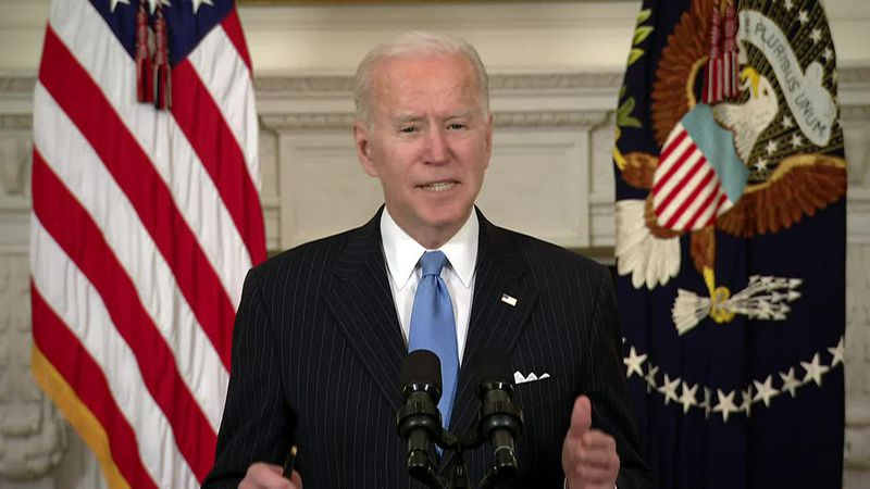 "The Biden administration says it's committed to working with Congress to ""ensure that the..."