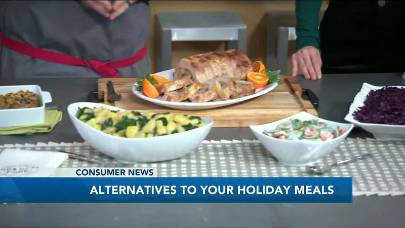 Alternatives to your holiday meals