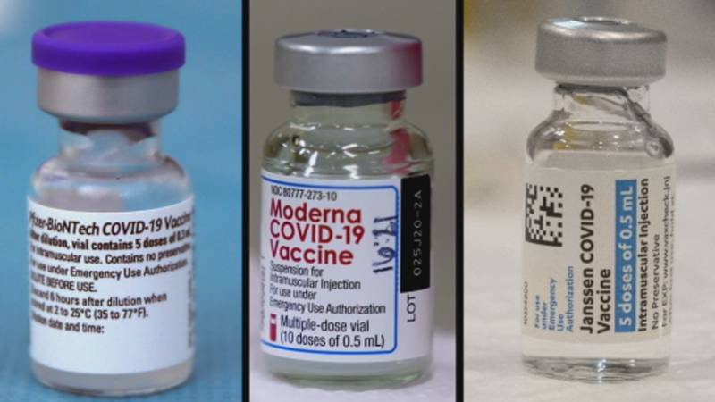 All three vaccine manufacturers are working to develop a COVID-19 booster shot.