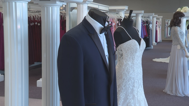 Wedding businesses bouncing back in 2021.
