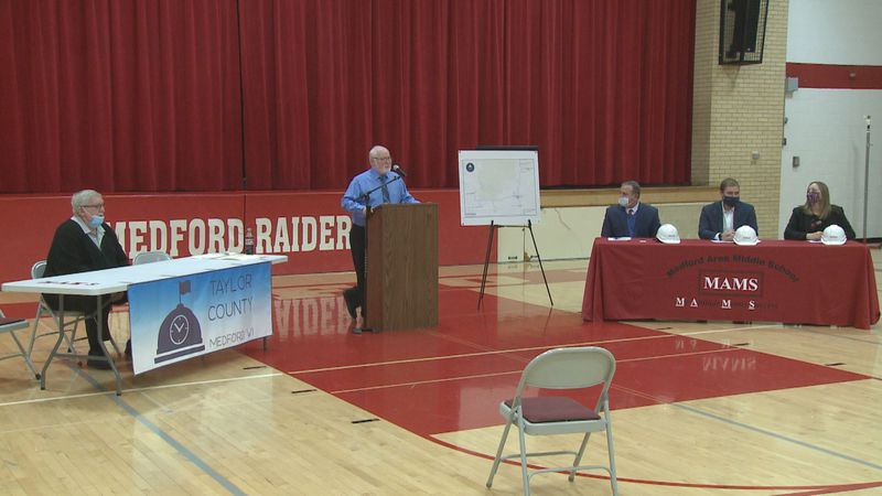 Taylor County announces broadband expansion plan