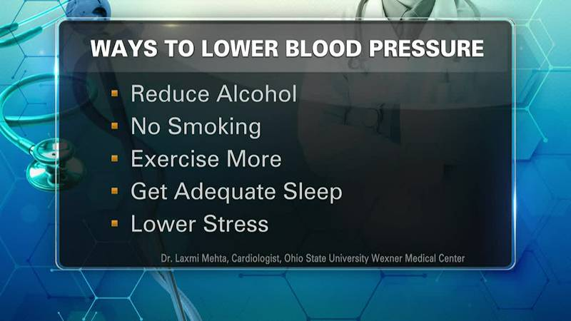 It's known as the silent killer. Those with high blood pressure may not even have symptoms.