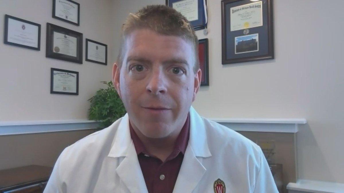 Dr. Jeff Pothof (UW Health)