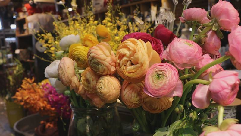 Evolutions in Design said calls looking for the perfect gift, and floral arrangements have been...