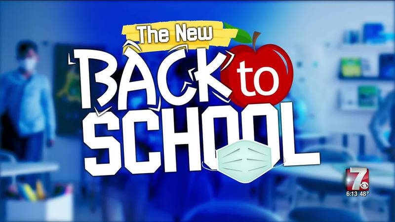 Virtual Back to School Info