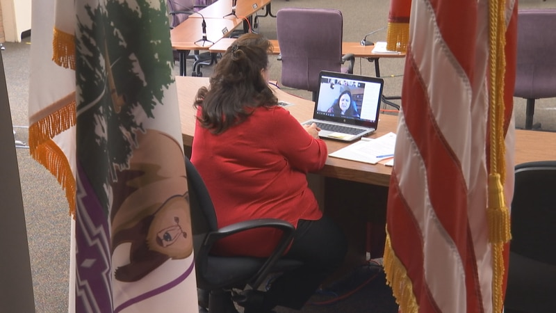 Oneida Nation Councilwoman attends Missing and Murdered Indigenous Task Force meeting in...