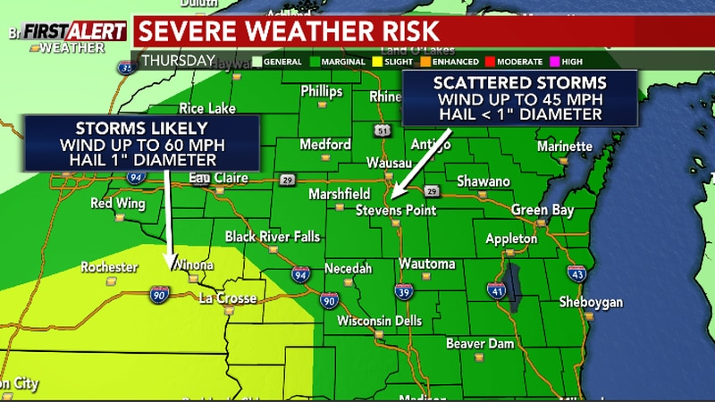 Severe Storm Outlook