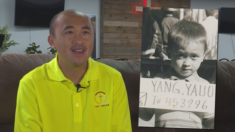 Yauo Yang shares his story from being born in a refugee camp in Thailand to becoming the...