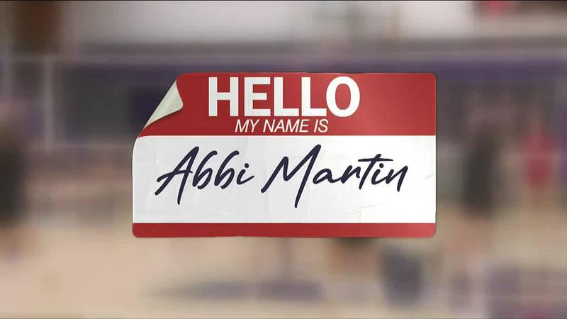 Hello, My Name is... Abbi Martin 10/25/2021