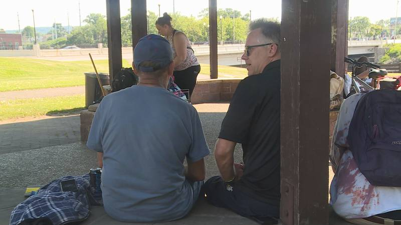 The North Central Community Action Program (NCCAP) is doing more to help the homeless...