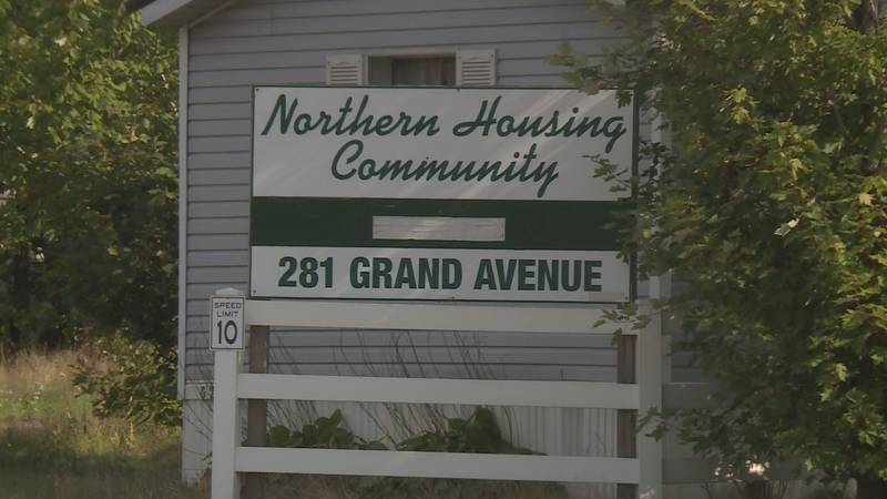 In less than 60 days, about 40 people living at a Schofield trailer park will be evicted from...