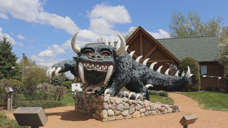 Throughout the week the Hodag Heritage Days have featured art contests, scavenger hunts, Hodag...